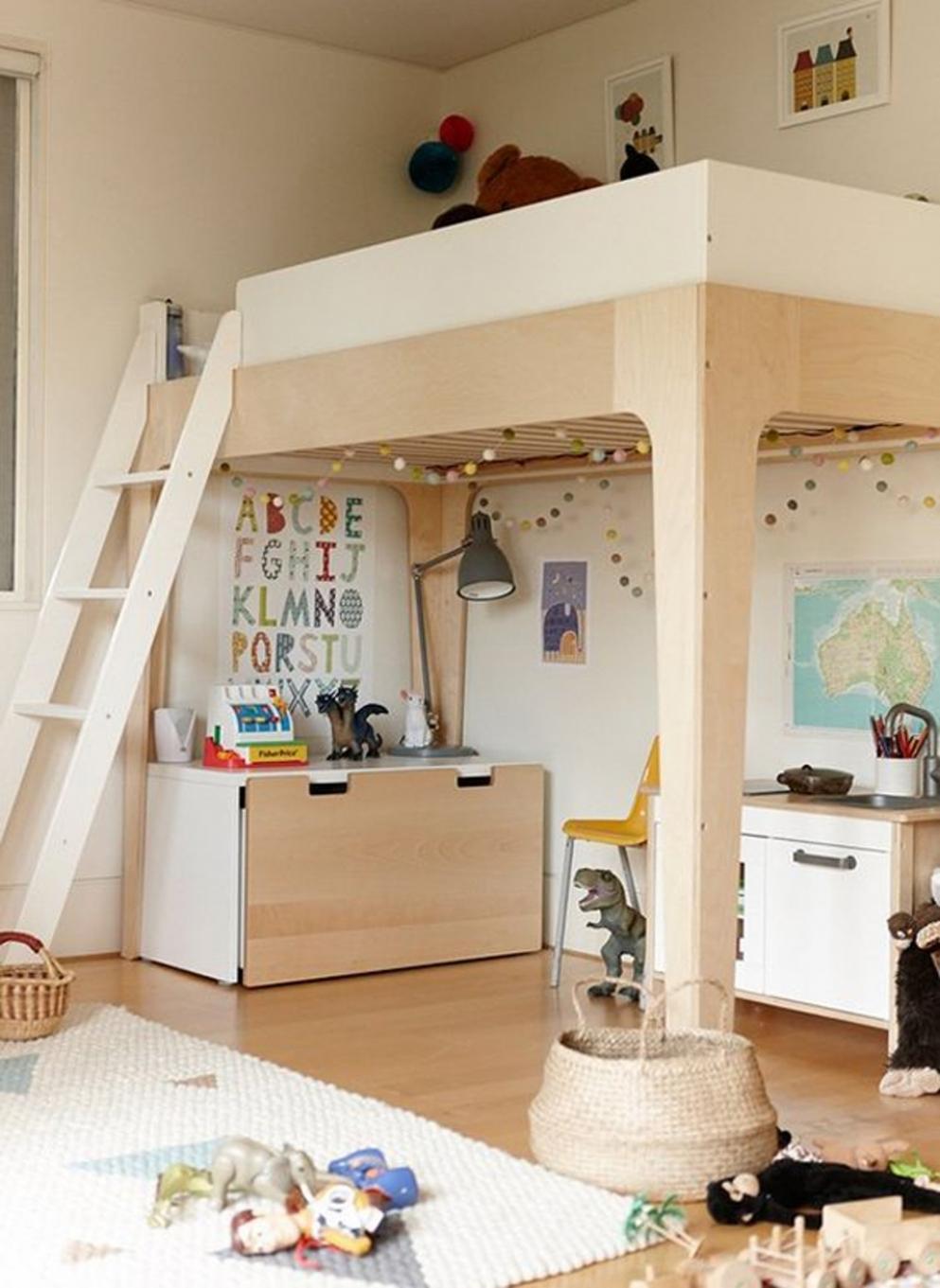 15 Best Ideas Of Oversized Bed Loft Ikea