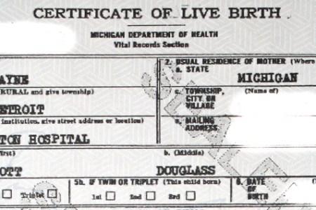 Free Resume Sample » state of colorado birth certificate | Resume Sample