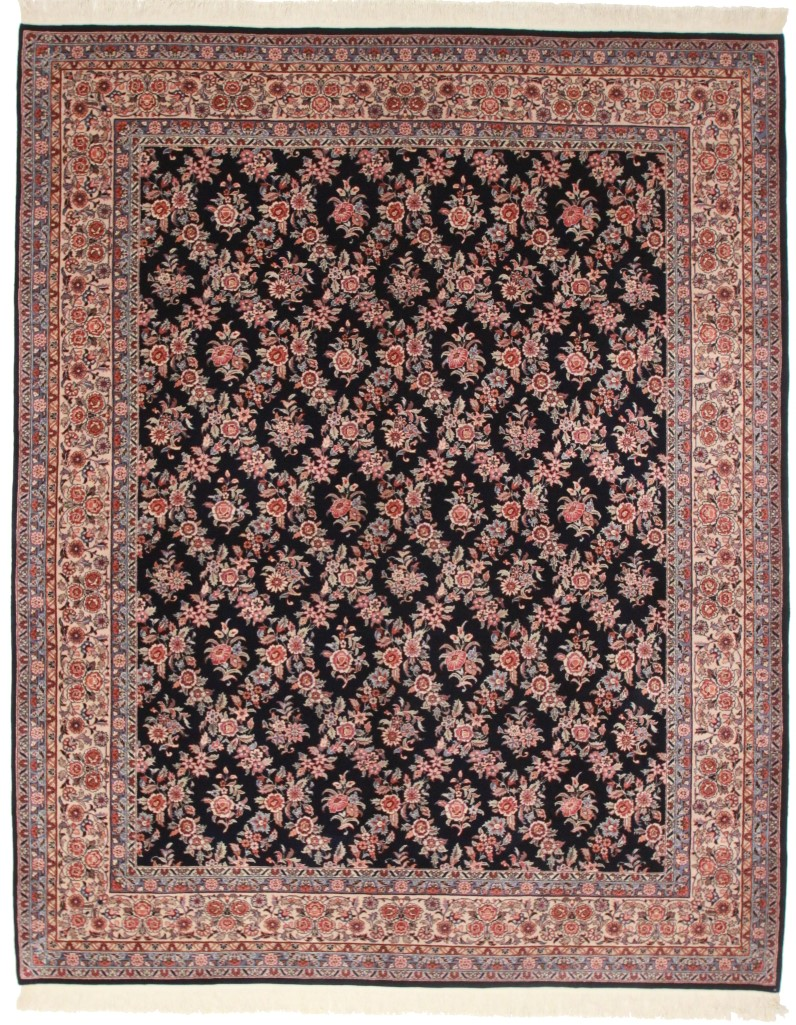 Vintage French Area Rug 8 X 10