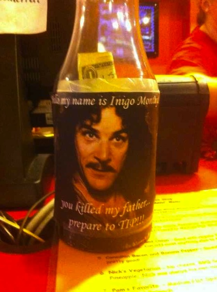 Each Of These Funny Tip Jars Deserve All Your Money