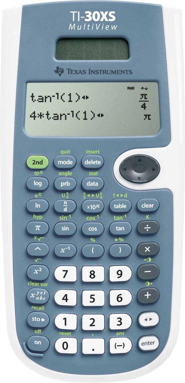 Instruments Solar Texas Calculator Powered