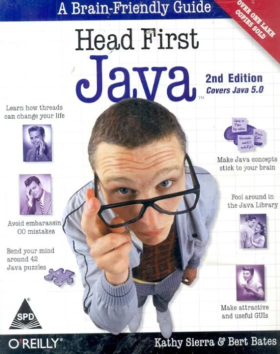 Head First Java 2 Edition - Buy Head First Java 2 Edition ...