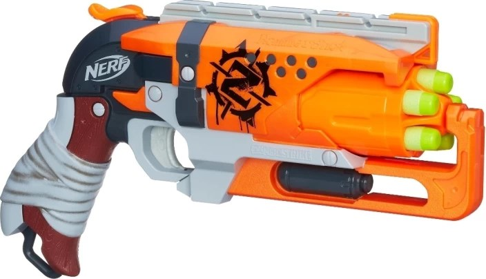 Weapons Zombie All Nerf Strike