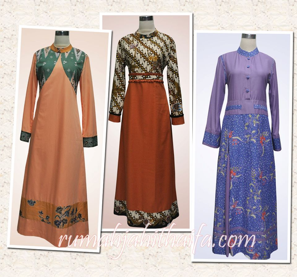 Image Result For Model Baju Gamis Katun Ima