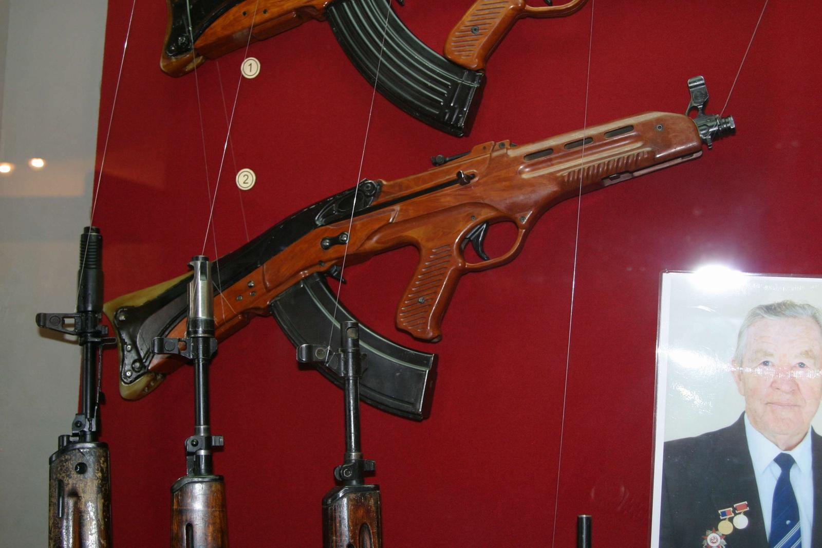 Futuristic Soviet Assault Rifles 183 Russia Travel Blog