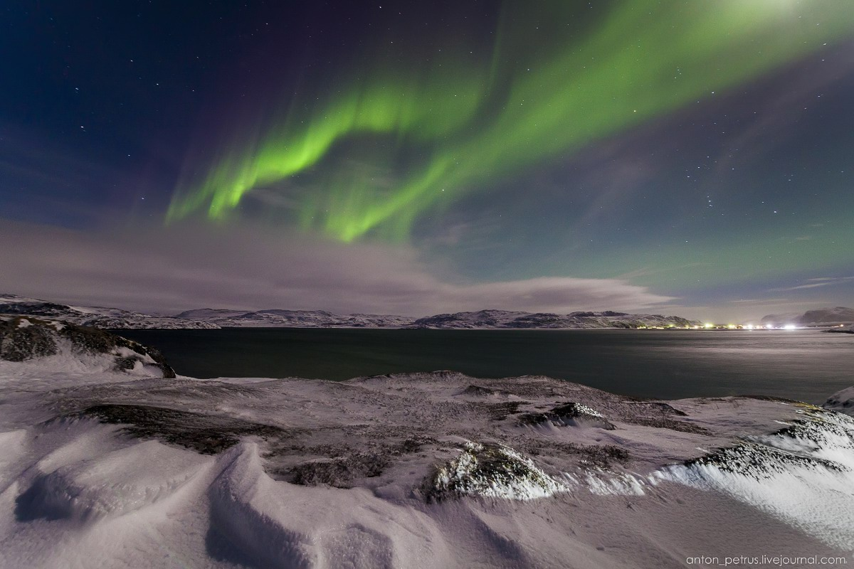 How Far South Can You See Northern Lights