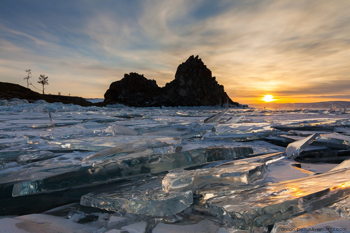 The Beauty Of The Ice Of Lake Baikal 183 Russia Travel Blog
