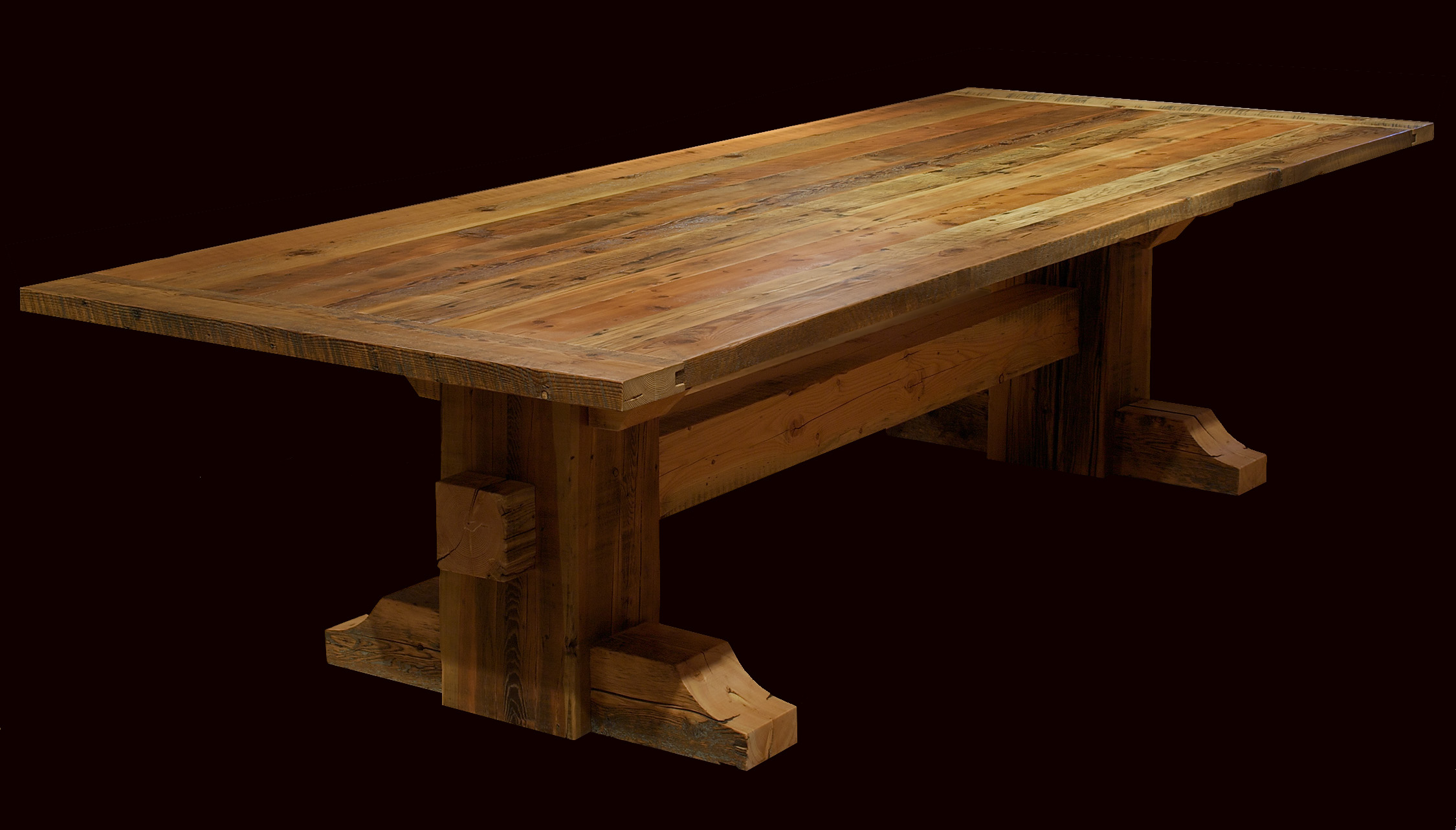 Reclaimed Barnwood Collection Rustic Furniture Builders