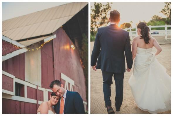 San Diego Barn Wedding Rustic Wedding Chic