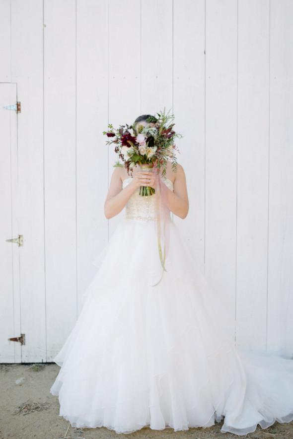 Fall Wedding New England