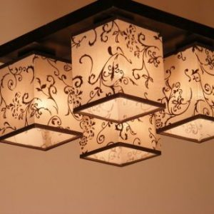 LOMBARDIA square ceiling light   RustikLight com   You re viewing  LOMBARDIA square ceiling light  129 00