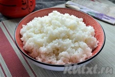 ठंडा करने के लिए मुख्य। अब आप जानते हैं कि धीमी कुकर में रोल के लिए नाइवेस्ट चावल कितनी सरल और जल्दी और जल्दी से तैयार करें। आप विभिन्न स्नैक्स, सुशी और रोल की तैयारी शुरू कर सकते हैं।
