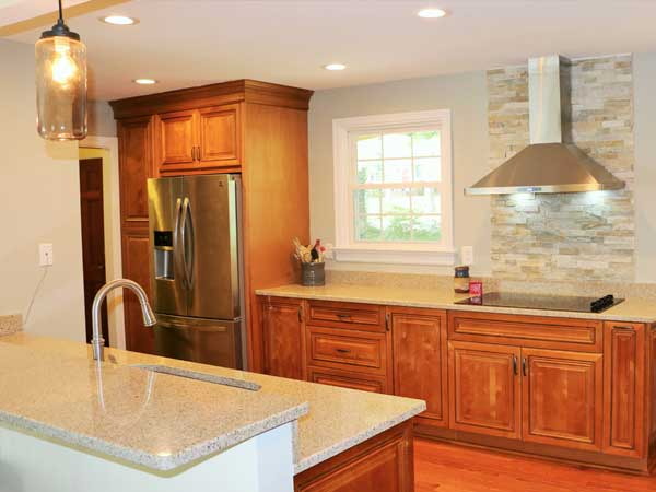 Custom Cabinets Amp Countertops Richmond Va Panda Kitchen Amp Bath