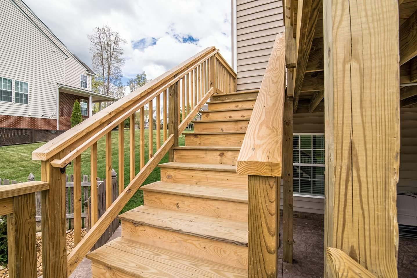 Charter Colony Deck Rva Remodeling Llc