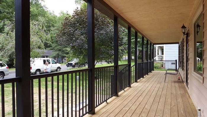 Deck And Storage Shed Midlothian Rva Remodeling Llc