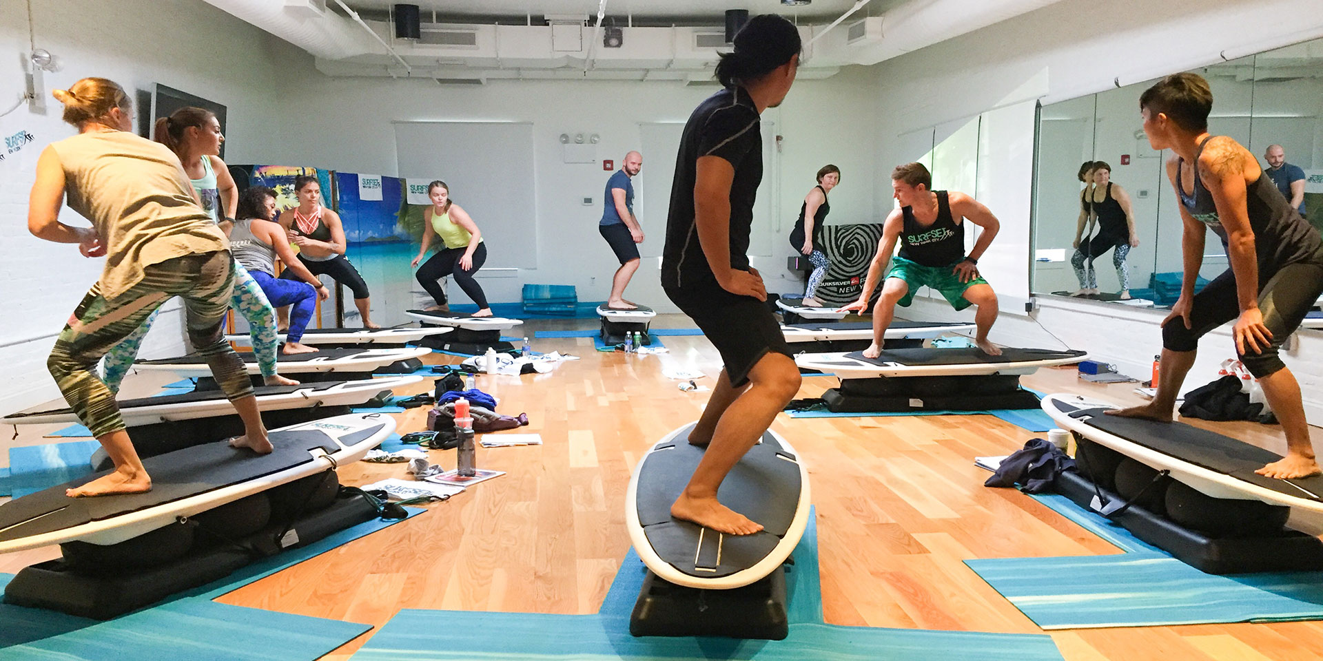 5 Unique Fitness Classes to Take While Visiting NYC nyc fitness classes