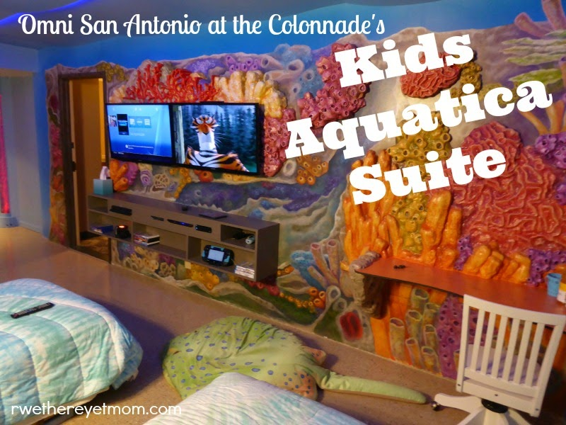 Sleep Under The Sea At Omni San Antonio At The Colonnade S