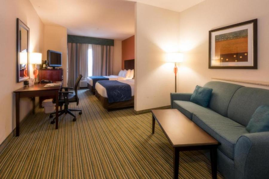 Comfort Suites Dothan  AL   Booking com Gallery image of this property