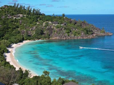 Four Seasons Resort Seychelles, Baie Lazare Mahé ...