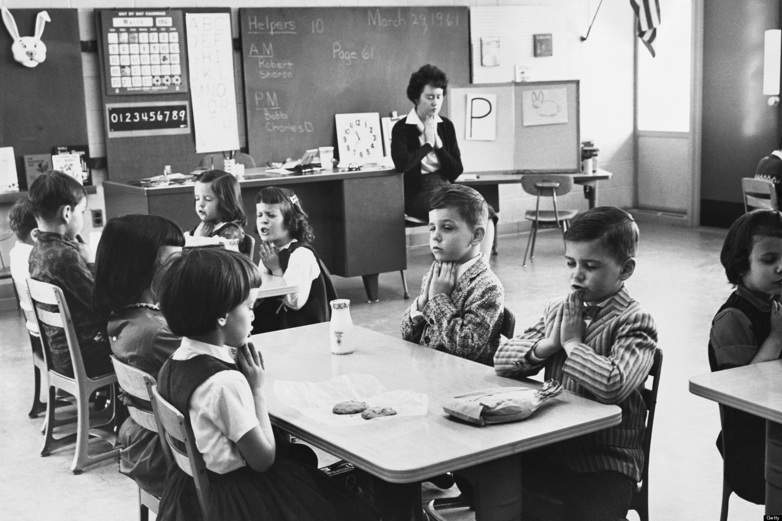 School Prayer 50 Years Later: What Do Americans Believe ...