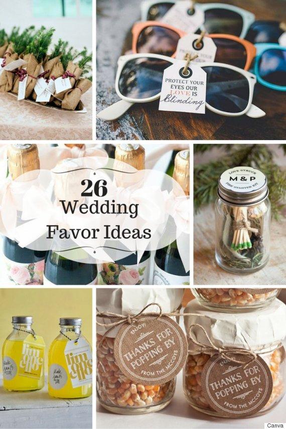 Cheap Wedding Favors Rustic