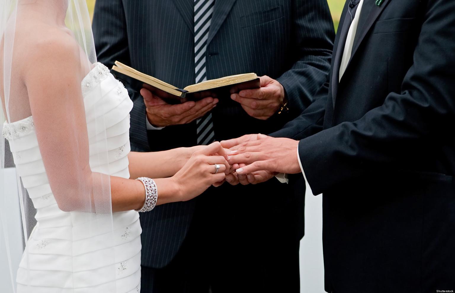 The Ultimate Wedding Ring Exchange   HuffPost