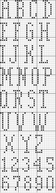 Large Minecraft Circle Chart