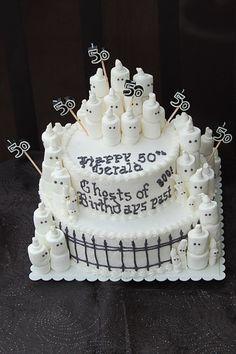 Turning 50 On Pinterest Turning 50 Funny Birthday Cakes
