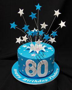 Cake 60th Birthday Warm Browns Men Cake And Birthdays