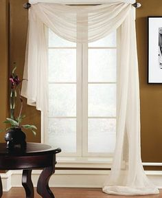 Country Window Treatment Primitive Country Curtains