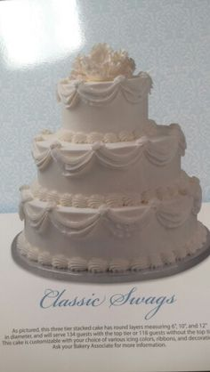Walmart Wedding Cake Wedding Ideas Pinterest Wedding