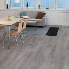 Stony Oak Grey Vinyl Plank TrafficMASTER Take Home Sample Brushed     Vinyl Planks Plank Flooring And Metals On Pinterest