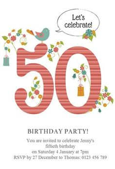 Free Printable 70th Birthday Invitation Favorite Public