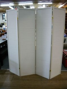 2 Ft Tall Desktop Window Pane Shoji Privacy Screen More