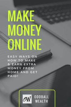 Extra money, Pay off debt and Raise money on Pinterest