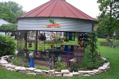 1000 Images About Grain Bins On Pinterest Silo House
