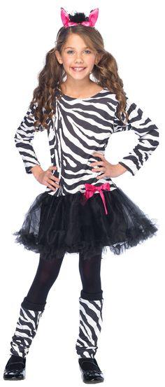 Zookeeper Halloween Costume Girls 4