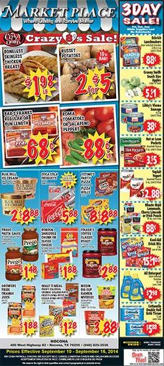 Market Ad Weekly Tapatio