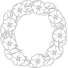 wreath template anzac day # 57