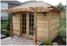 1000 Images About Shed Plans Amp Building Kits On Pinterest