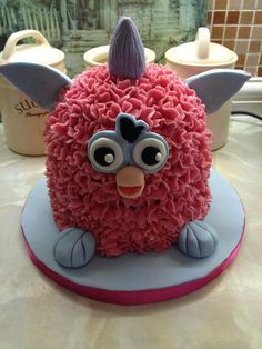 1000 Images About Furby Cakes On Pinterest Cakes Cake
