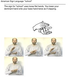 1000+ images about American Sign Language- basic signs on ...