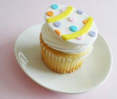 Musical Notes Fondant Cupcake Toppers Baby Shower Ideas