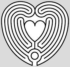 Finger Labyrinth Printables From Rainbow Mama Print It