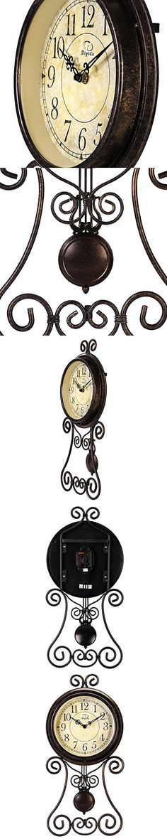 Clocks Kitchen Wall Whimsical