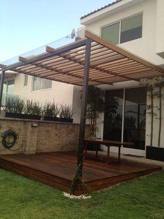 Wood Pergola Patio Roof Design Http Room Decorating