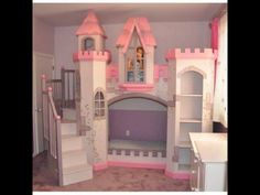 Beds Princesses And Cinderella On Pinterest