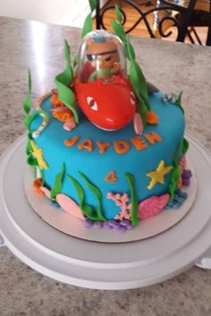 1000 Images About Octonauts Birthday Party Ideas On