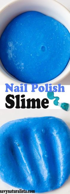 Ingredents Make Slime