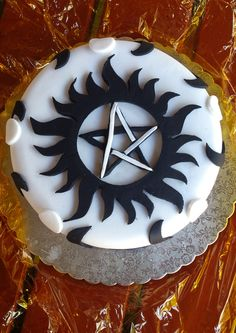 Wiccan Cake
